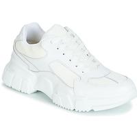 Sapatos Mulher Sapatilhas Yurban JILIBELLE Branco
