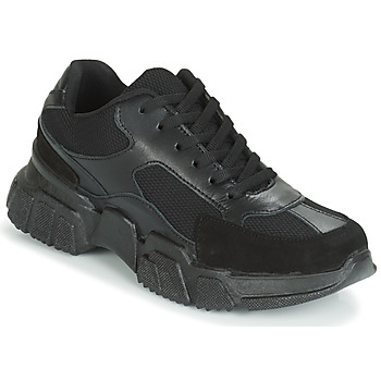 Sapatos Mulher Sapatilhas Yurban JILIBELLE Preto