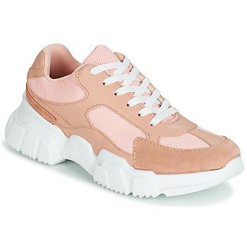Sapatos Mulher Sapatilhas Yurban JILIBELLE Rosa
