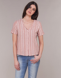 Textil Mulher Tops / Blusas Vero Moda VMESTHER Vermelho