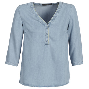 Textil Mulher Tops / Blusas Vero Moda VMTRUDY Azul