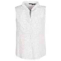 Textil Mulher Tops / Blusas Vero Moda VMERIKA Branco / Preto