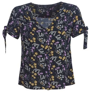 Textil Mulher Tops / Blusas Vero Moda VMLOTUS Preto