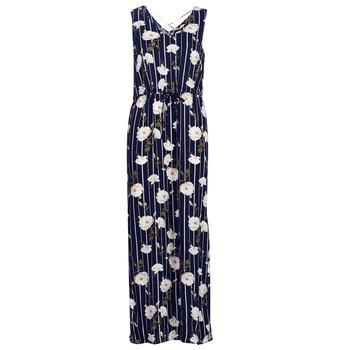 Textil Mulher Vestidos compridos Vero Moda VMSIMPLY Marinho