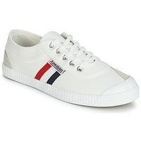 Sapatos Sapatilhas Kawasaki RETRO Branco