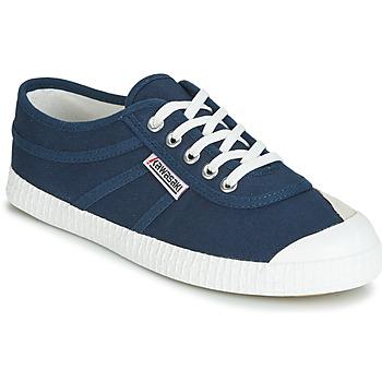 Sapatos Sapatilhas Kawasaki ORIGINAL Azul