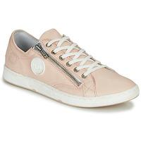 Sapatos Mulher Sapatilhas Pataugas JESTER Rosa / Cru