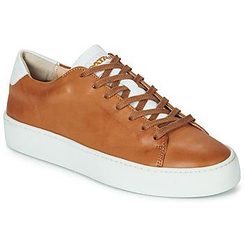 Sapatos Mulher Sapatilhas Pataugas KELLA Conhaque