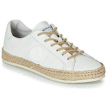 Sapatos Mulher Sapatilhas Pataugas PAM /N Branco