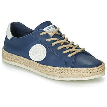 Sapatos Mulher Sapatilhas Pataugas PAM /N Marinho