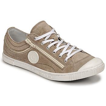 Sapatos Mulher Sapatilhas Pataugas BISK/MIX Toupeira
