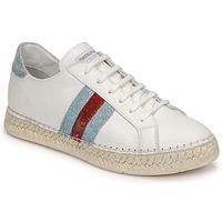 Sapatos Mulher Sapatilhas Pataugas MARBELLA Branco
