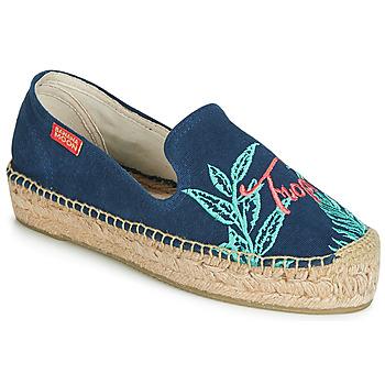 Sapatos Mulher Alpargatas Banana Moon VERAO Azul