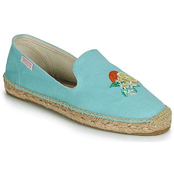 Sapatos Mulher Alpargatas Banana Moon LAIRIS Azul
