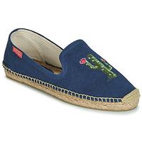 Sapatos Mulher Alpargatas Banana Moon OZZIE Azul