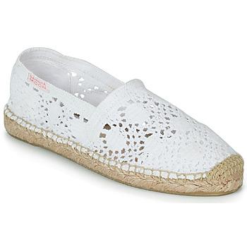 Sapatos Mulher Alpargatas Banana Moon NIWI Branco