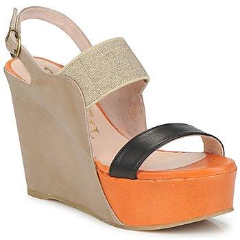 Sapatos Mulher Sandálias Paco Gil RITMO OULA Multicolor