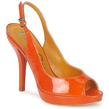 Sapatos Mulher Sandálias Paco Gil STAR FIZO Laranja