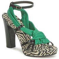 Sapatos Mulher Sandálias Michel Perry 12709 Esmeralda