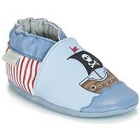 Sapatos Rapaz Pantufas bebé Robeez PIRATE'S BOAT Azul