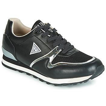 Sapatos Homem Sapatilhas Guess NEW CHARLIE Preto