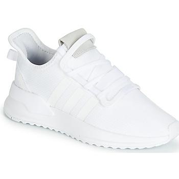 Sapatos Homem Sapatilhas adidas Originals U_PATH RUN Branco