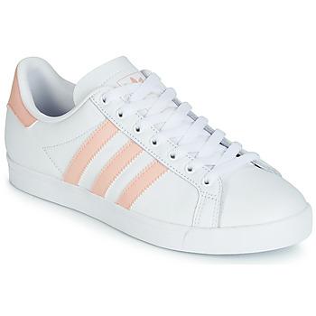 Sapatos Mulher Sapatilhas adidas Originals COURSTAR Branco / Rosa