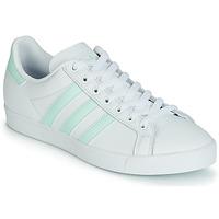Sapatos Mulher Sapatilhas adidas Originals COURSTAR Branco / Azul