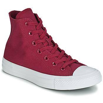 Sapatos Mulher Sapatilhas de cano-alto Converse CHUCK TAYLOR ALL STAR GALAXY GAME CANVAS HI Rosa fúchia