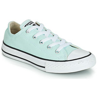 Sapatos Rapariga Sapatilhas Converse CHUCK TAYLOR ALL STAR SEASONAL CANVAS OX Azul