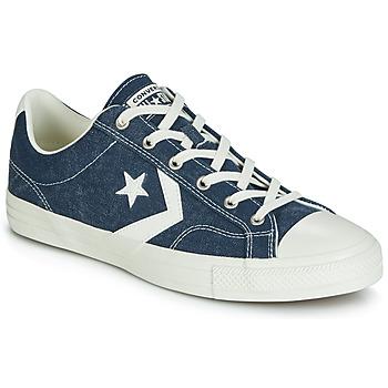 Sapatos Homem Sapatilhas Converse STAR PLAYER SUN BACKED OX Marinho