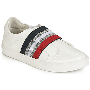 Sapatos Mulher Slip on Elue par nous ESSORE Branco