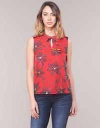 Textil Mulher Tops / Blusas One Step CLODIA Vermelho