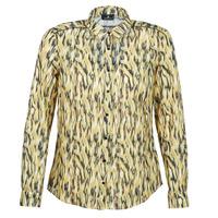 Textil Mulher camisas One Step MONICA Amarelo