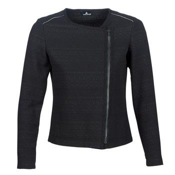 Textil Mulher Casacos/Blazers One Step ROBI Preto