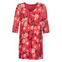 Textil Mulher Vestidos curtos One Step RIEDO Vermelho