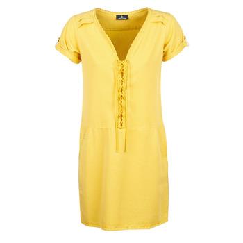 Textil Mulher Vestidos curtos One Step PATRICIA Amarelo