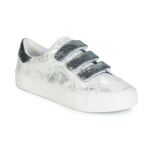 Sapatos Mulher Sapatilhas No Name ARCADE Branco / Cinza