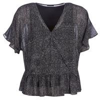 Textil Mulher Tops / Blusas Ikks BN11175-02 Preto
