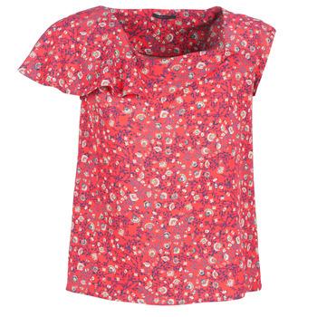 Textil Mulher Tops / Blusas Ikks BN11345-35 Coral / Multicolor