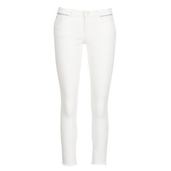 Textil Mulher Calças de ganga slim Ikks BN29135-11 Branco