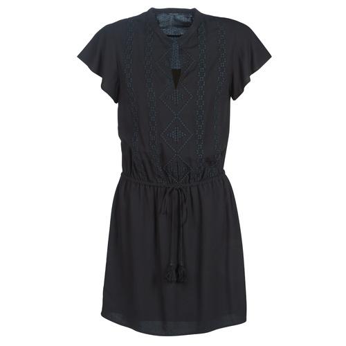 Textil Mulher Vestidos curtos Ikks BN30035-02 Preto