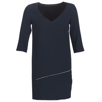 Textil Mulher Vestidos curtos Ikks BN30305-49 Marinho
