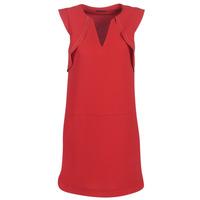 Textil Mulher Vestidos curtos Ikks BN31075-36 Vermelho