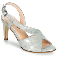 Sapatos Mulher Sandálias Peter Kaiser OPRAH Prata