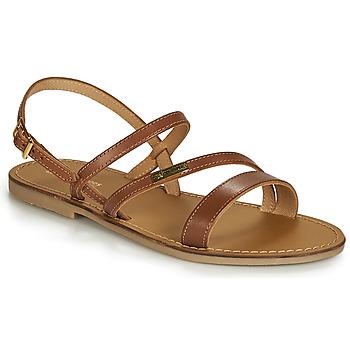 Sapatos Mulher Sandálias Les Tropéziennes par M Belarbi BADEN Castanho