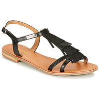 Sapatos Mulher Sandálias Les Tropéziennes par M Belarbi BELIE Preto