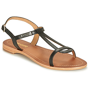 Sapatos Mulher Sandálias Les Tropéziennes par M Belarbi HAMESS Preto