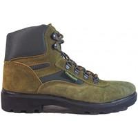 Sapatos Homem Sapatos de caminhada Huron Botas Trekking  2000 Kaki Verde