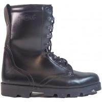 Sapatos Homem Botas baixas Segarra Botas  3001 Negro Preto